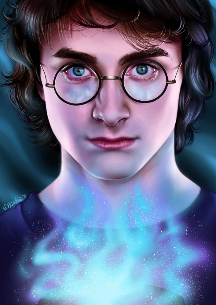 Daniel Radcliffe by rainer